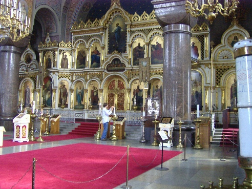 Fluss Mit G >> Symphonie der Mächte: Die neue Freiheit der russisch-orthodoxen Kirche | kopten ohne grenzen